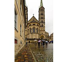 Cathedral, Bamberg 1 Photographic Print