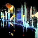 Reflected Grandeur by Nadya Johnson