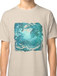 Rainy evening sky Classic T-Shirt