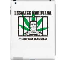 Legalize Marijuana iPad Case/Skin