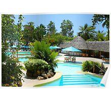 Travellers Vacation Resort in Mombasa, KENYA Poster