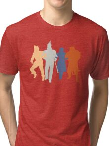 Off to see the Wizard. Tri-blend T-Shirt
