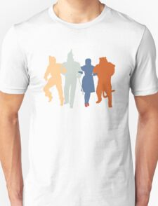 Off to see the Wizard. T-Shirt