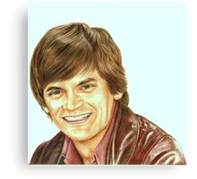 Walk right back! Phil Everly Canvas Print