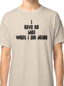 Stoned Marijuana Classic T-Shirt