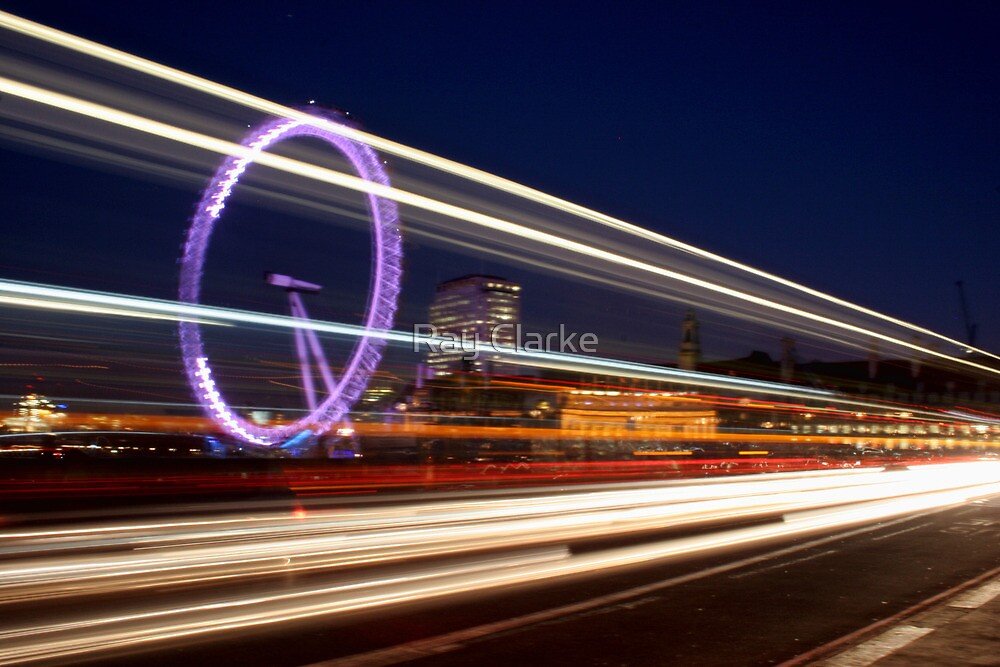 London Lines by Ray Clarke