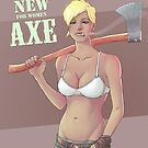 AXE by Dante6686