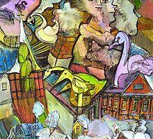 Svaneke Christmas by Maya Hiort Petersen
