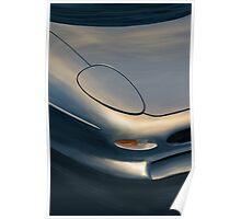 Jaguar XJ220 Poster