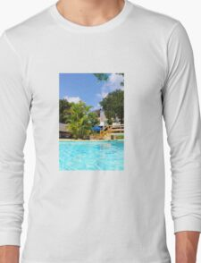Travellers Club Resort in Mombasa, KENYA Long Sleeve T-Shirt