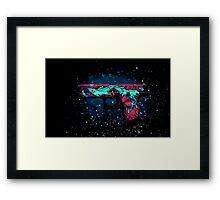 Glock-18 | Elemental Water Framed Print