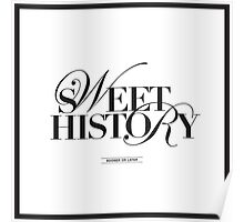 SWEET HISTORY Poster