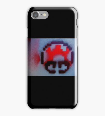 1-Up Shroom Stop iPhone Case/Skin