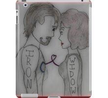 Iron Widow iPad Case/Skin
