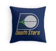 The Death Stars - Star Wars Sports Teams Throw Pillow