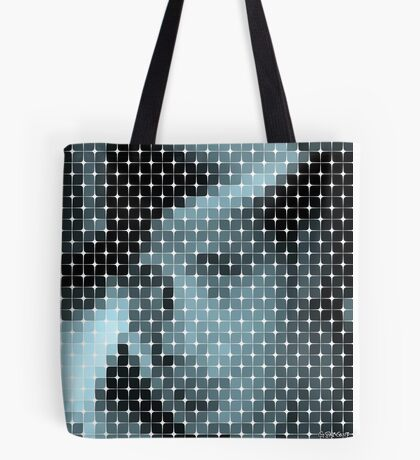 Lost In The Lingelbach Grid Tote Bag