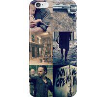 Rick Grimes Aesthetic  iPhone Case/Skin