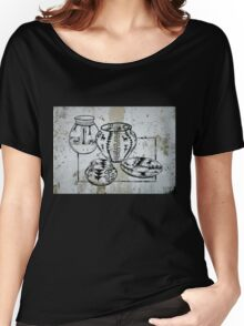 Native American Indian Pottery Women's Relaxed Fit T-Shirt