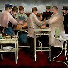 Veterinarian - Saving my best friend 1900s by Mike  Savad