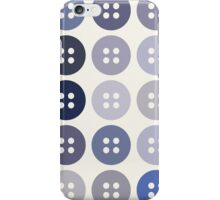 I love big buttons iPhone Case/Skin