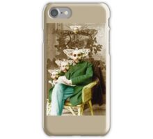 The Psyche Collector. iPhone Case/Skin