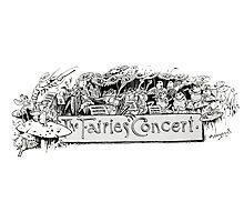 The Fairies Concert Photographic Print