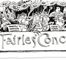 The Fairies Concert Sticker