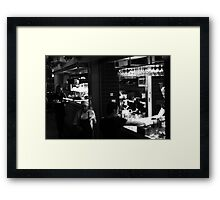 Look out! You're about to get into trouble!! Framed Print