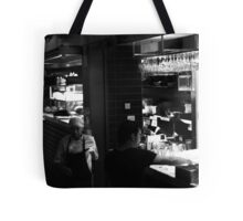 Look out! You're about to get into trouble!! Tote Bag