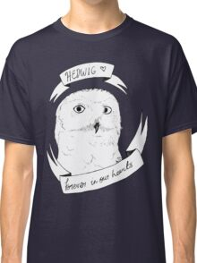 Hedwig, Forever on your Tshirt Classic T-Shirt