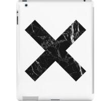 Black Marble - X iPad Case/Skin