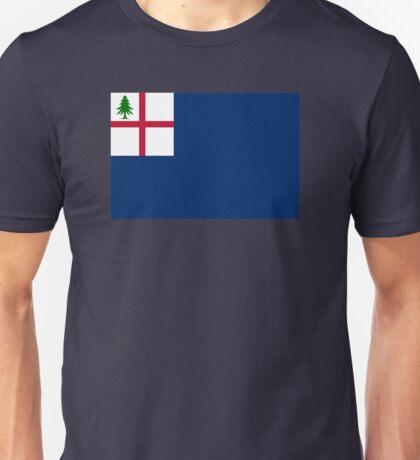 Flag of Bunker Hill - Large Unisex T-Shirt