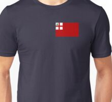First Flag of New England - Breastplate Alternate Unisex T-Shirt