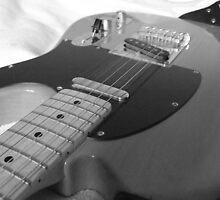 My Sleeping Guitar No1 by jason21