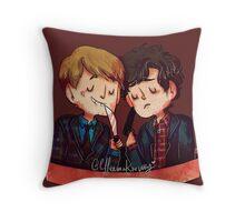 Hannigram 2 Throw Pillow