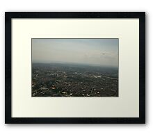 Manaus-Amazonas-Brazil Framed Print