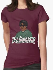 Beerfest - Barry Badrinath Womens Fitted T-Shirt
