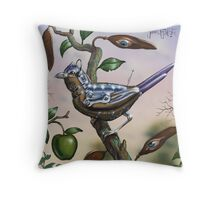 'Eye Pod' Throw Pillow