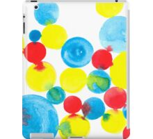 Everyone should play with watercolour iPad Case/Skin