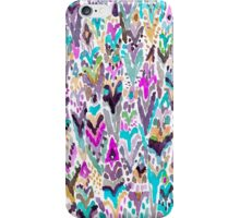 Abstract Colorful Feathers iPhone Case/Skin