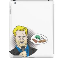 Bacon Manatee Hot Pocket iPad Case/Skin