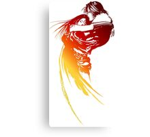 GEEK - FINAL FANTASY VIII Logo Canvas Print