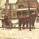 A Late-Victorian Winter ~ Tonawanda, NY by artwhiz47