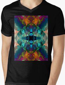 Inkblot Imagination Mens V-Neck T-Shirt