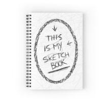Sketchbook Spiral Notebook