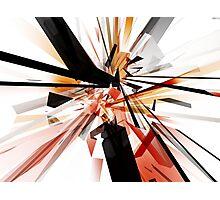 Tangled Rectangles Photographic Print
