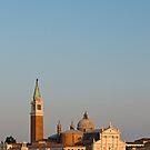 Church of San Giorgio Maggiore, Venice by Petr Svarc