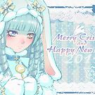 Merry Xmas and Happy New Year  by Hikaru Yagi