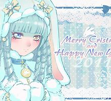 Merry Xmas and Happy New Year  by Tsuyoshi