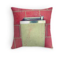 Refuse to conform  Throw Pillow